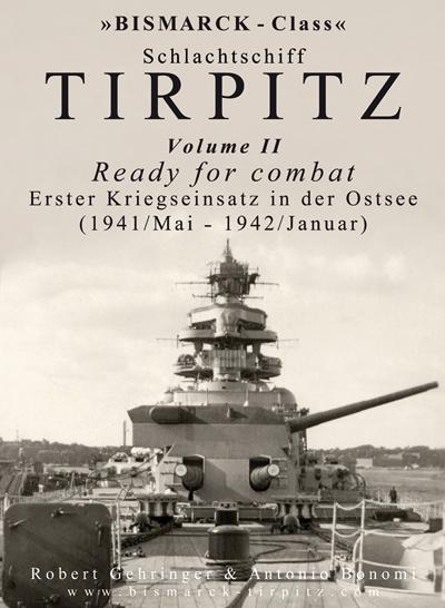 Schlachtschiff Tirpitz Vol. II