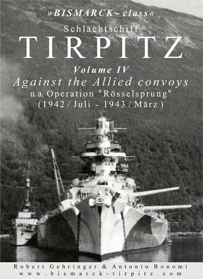 Schlachtschiff Tirpitz Vol. IV